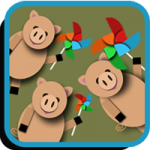 The Three Little Whirligig Pigs